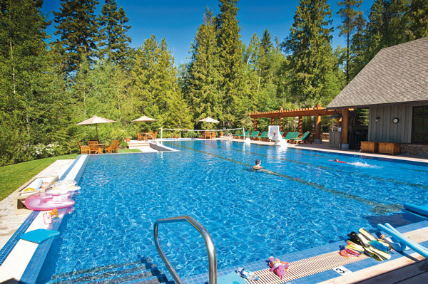 Silverberry Pool