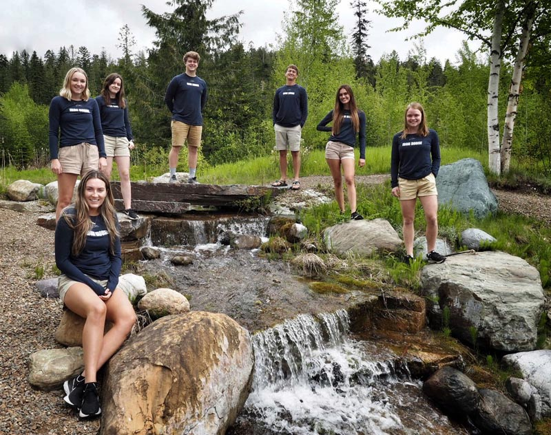 Camp Iron Horse Counselors